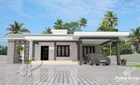 1291 sq ft contemporary home u2013 kerala home design