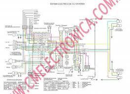 honda cg 125 cdi wiring diagram the best wiring diagram 2017