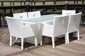valuable white patio furniture imposing ideas white wicker outdoor