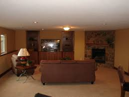 Cool Finished Basements Cool Basement Bedroom Ideas Beauteous Decor Beige Color Curtain On