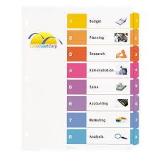 avery templates 8 tab pacq co