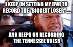 Tennessee Vols Memes - chris farley bill madison imgflip