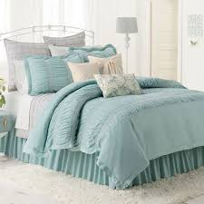 blue twin bedding amazon com lc lauren conrad lily reversible comforter set pretty