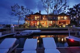 mansion dream house beauty on the beach of bay island dream