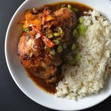 jamaikanische küche die besten 25 jamaican brown stew chicken ideen auf