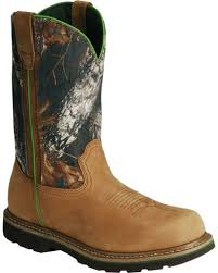 s deere boots sale deere s mossy oak wellington boots boot barn