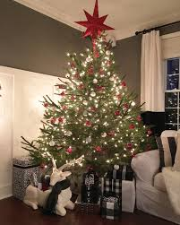How To Trim A Real Christmas Tree - the yellow cape cod november 2016