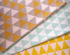 Geometric Curtain Fabric Uk Mustard Fabric Ebay