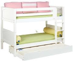Classic Pull Out Bed Solid Pine Wood - Maxtrix bunk bed