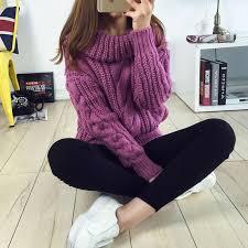 warm womens sweaters turtleneck sweaters casual 2015 winter warm sweater