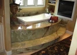 marble bathtub golden lace bath tub u0026 shower millestone marble u0026 tile