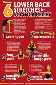 Lower Back Stretches In Bed Sciatica Stretches For Pain Relief Video U0026 Pdf With Exercise