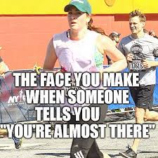 Mud Run Meme - 16 pieces of advice for anyone running their first race
