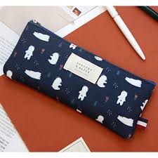 pencil pouch minibus dorothy and poly zipper pencil pouch fallindesign