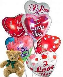 balloons and bears delivery s day bouquet balloon bouquets