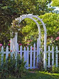 choose the right gate for your garden hgtv