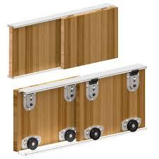 porte coulissante pour meuble de cuisine porte coulissante pour placard patcha
