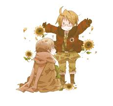 Hetalia Fanfiction America Blind America X Shy Male Reader X Russia Prologue By Chatoeto On
