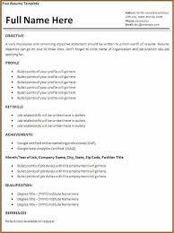Resume Templates For Nursing Jobs Resume For Job Application Resume Job Functional Resume Example