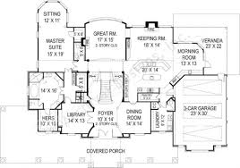broadstone lodge traditional house plan luxury house plan