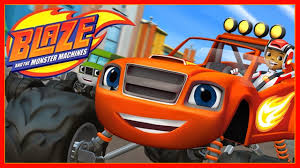 youtube monster trucks racing blaze and the monster machines new gameisode blaze to the rescue