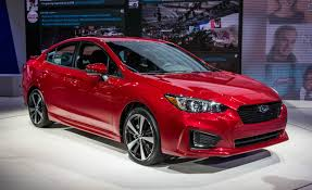 subaru legacy red 2017 2017 subaru impreza sedan hatchback photos and info u2013 news u2013 car