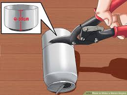 Instructions On How To Build A Toy Box by How To Make A Steam Engine With Pictures Wikihow