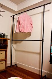 Open Clothes Storage System Diy 333 Best Pipe Clothing Racks Images On Pinterest Clothing Racks