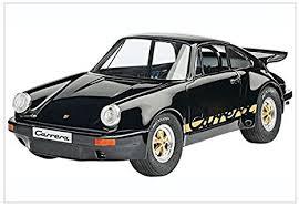 porsche 911 model cars amazon com revell germany porsche rs 3 0 model kit 1 25