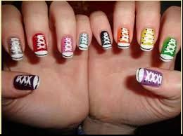 cute creative nail designs easy way nail art with you in pictures
