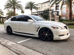 lexus gs300 awd for sale 2006 lexus gs300 body kit stance wheels lowered mint condition