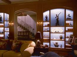 Display Cabinet With Lighting Cabinet Lighting Essentials And Display Strip Light Systems