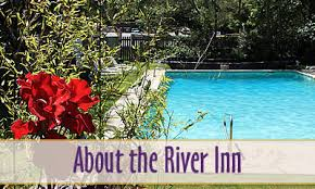 hotels river big sur lodging dining big sur river inn restaurant hotel at