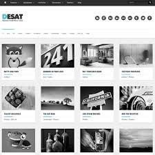 desat responsive portfolio wordpress theme best wordpress
