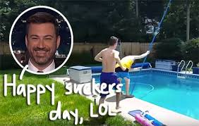 Challenge Prank Jimmy Kimmel S Fathers Day Challenge Is His Most Vicious Prank Yet