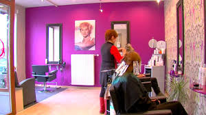 deco salon esthetique salon de coiffure zen youtube