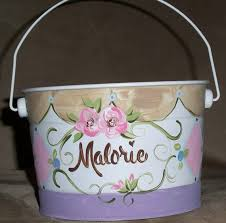 easter pail 27 best easter pails images on decorative paintings