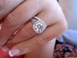 large engagement rings post your custom engagement rings weddingbee boards all that
