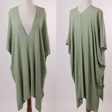 kimona dress closet clear out v kimona dress in olive from pebbles s