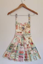 Vintage Style Baby Clothes Vintage Tea 26 X 18 Hand Folded Vintage Style