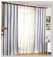 Sliding Door Curtain Ideas Drapes Sliding Doors Jvids Info