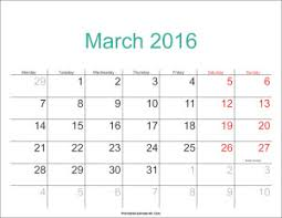 march 2016 calendar with holidays 3 printable calendar 2017 2018