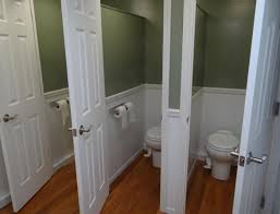 Partition In Home Design by Bathroom Public Restrooms Stunning Bathroom Partitions