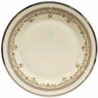 discontinued lenox lace point china