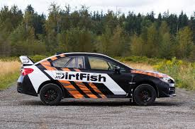 subaru rally decal the new dirtfish 2015 subaru sti