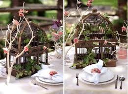 Decorative Bird Cages For Centerpieces by 19 Best Bird Cage Images On Pinterest Birdcage Decor Birdcage