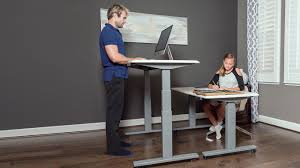Standing Or Sitting Desk Flexispot Standing Desk Review Sit Stand Or Even Cycle Review