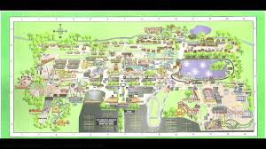 Show Me A Map Of Utah by Lagoon Park Interactive Map Youtube