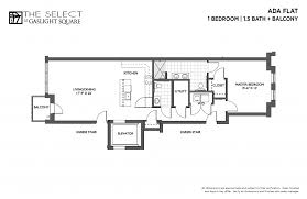 select floor plans floorplans the select at gaslight square abdo development