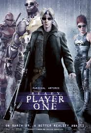 Ready Player One Ready Player One S New Posters Are Being Roundly Mocked And It S